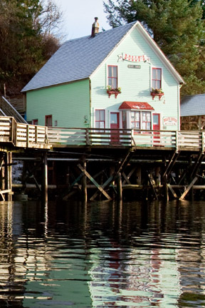 Dolly's House Ketchikan, Alaska
